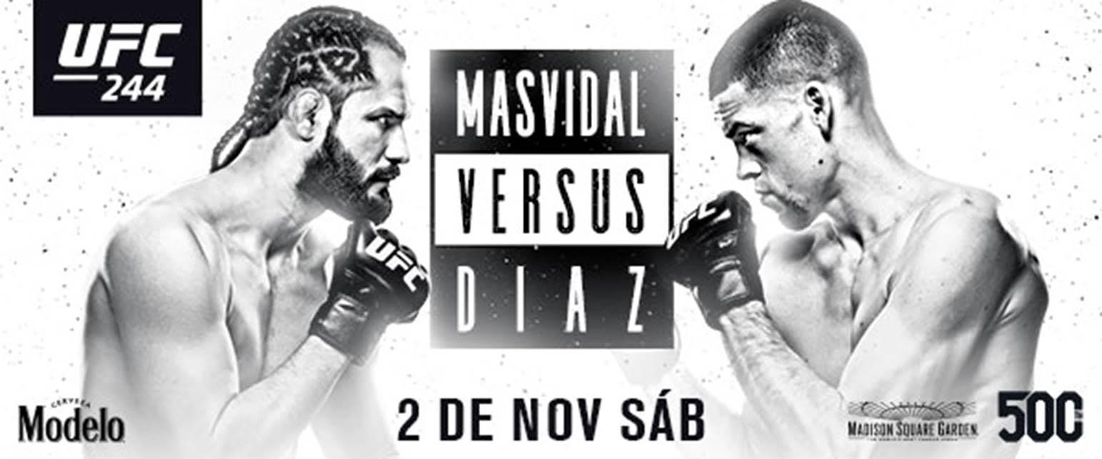 Resultados UFC 244