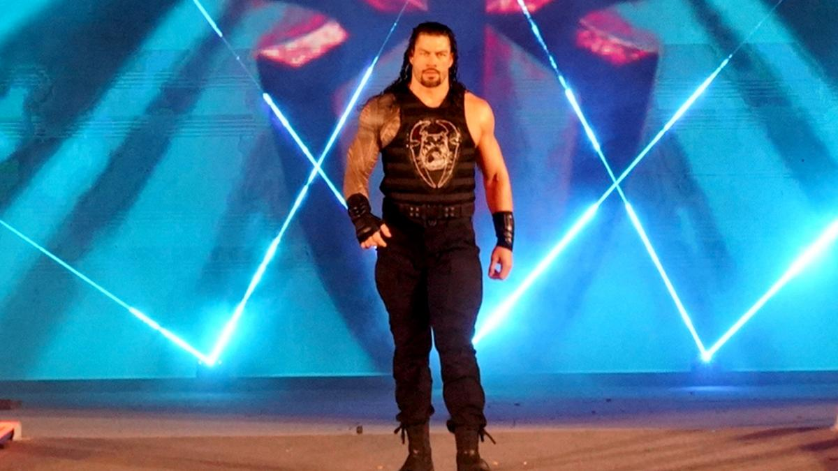 Favoritos del Royal Rumble 2020 Roman Reigns