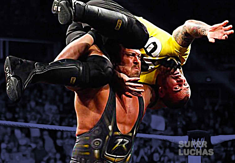 Ryback vs CM Punk