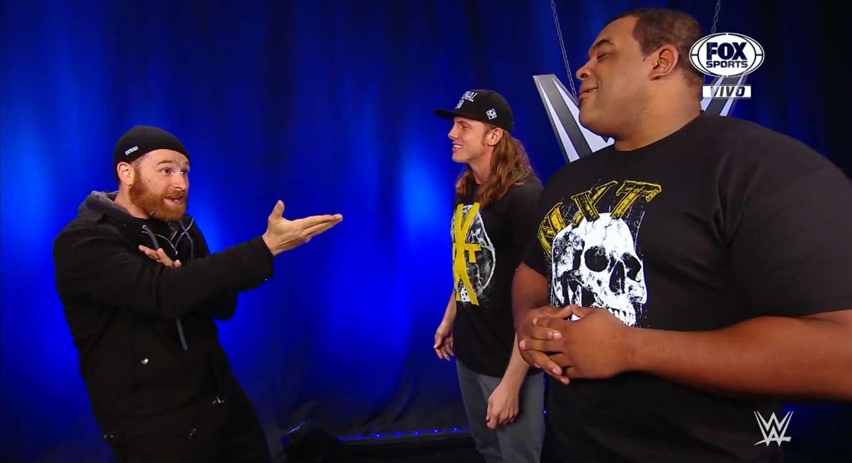 Matt Riddle quería atacar a Brock Lesnar