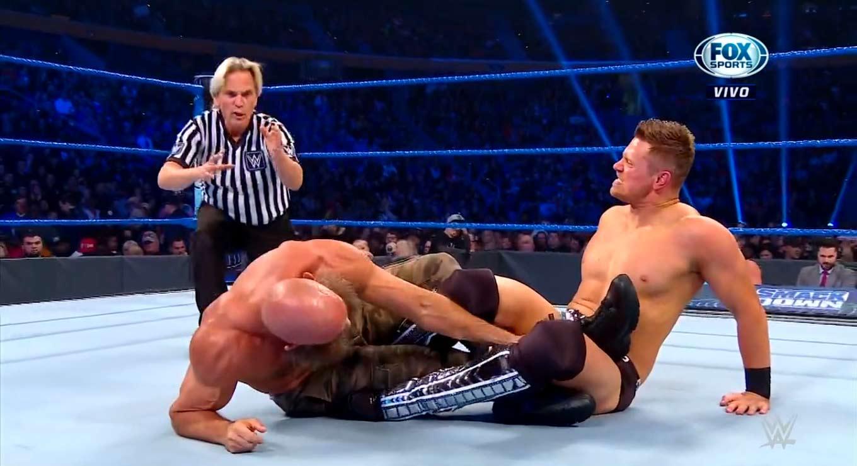 SmackDown 1 de noviembre 2019