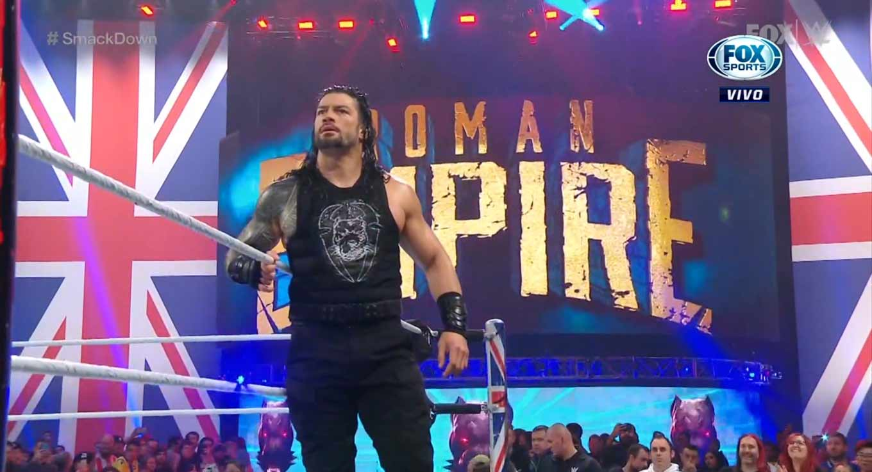 Roman Reigns habló sobre las críticas hacia Rollins