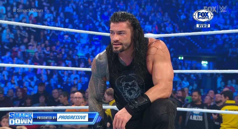 Team SmackDown varonil para Survivor Series