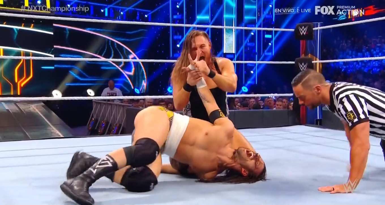 WWE SURVIVOR SERIES 2019 | Resultados en vivo | Brock Lesnar vs. Rey Mysterio 20