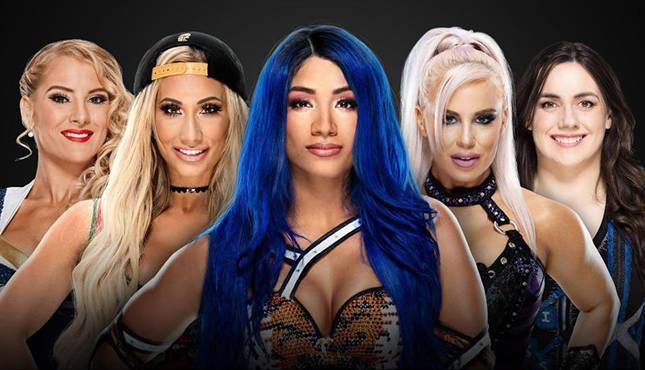 Se completa el Team SmackDown femenil