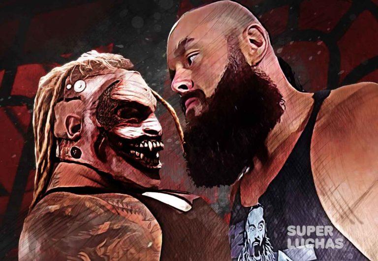 The Fiend vs. Braun Strowman