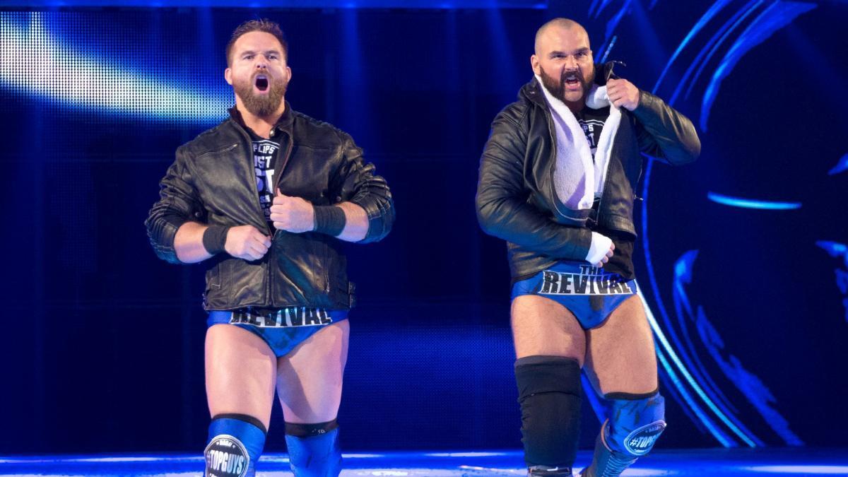 ¿WWE despedirá a The Revival?