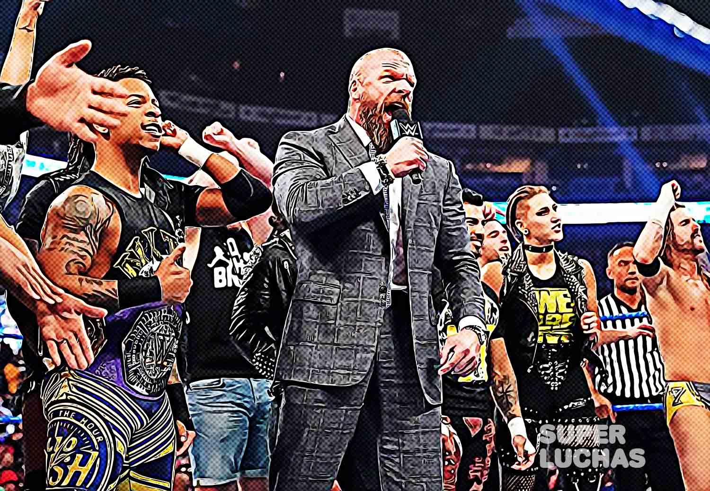Triple H NXT