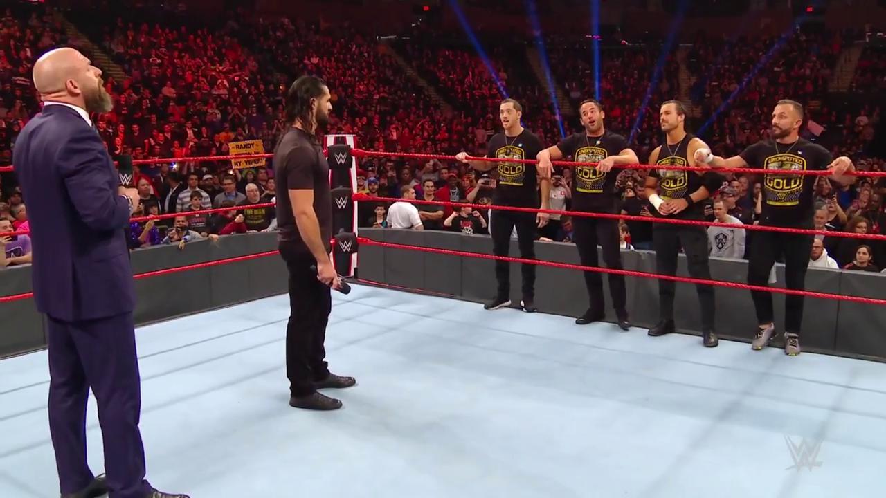 Tres historias de WWE que superan a Lana y Rusev