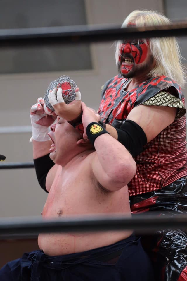 "BJW: ""Saikyou Tag League 2019"" En acción del Grupo Strong 4"