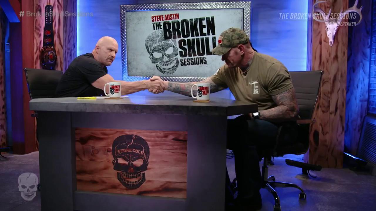 Entrevista de Stone Cold a The Undertaker