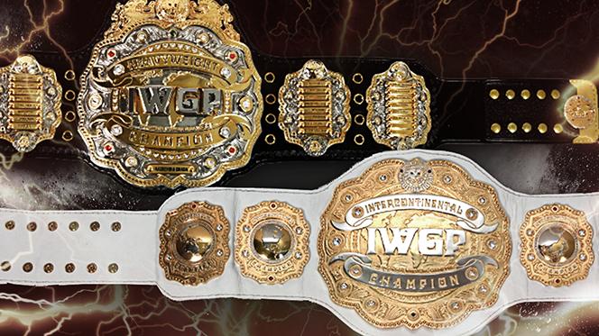 NJPW: Inicia encuesta para Double Gold Dash, 2 títulos en juego para WK14 3