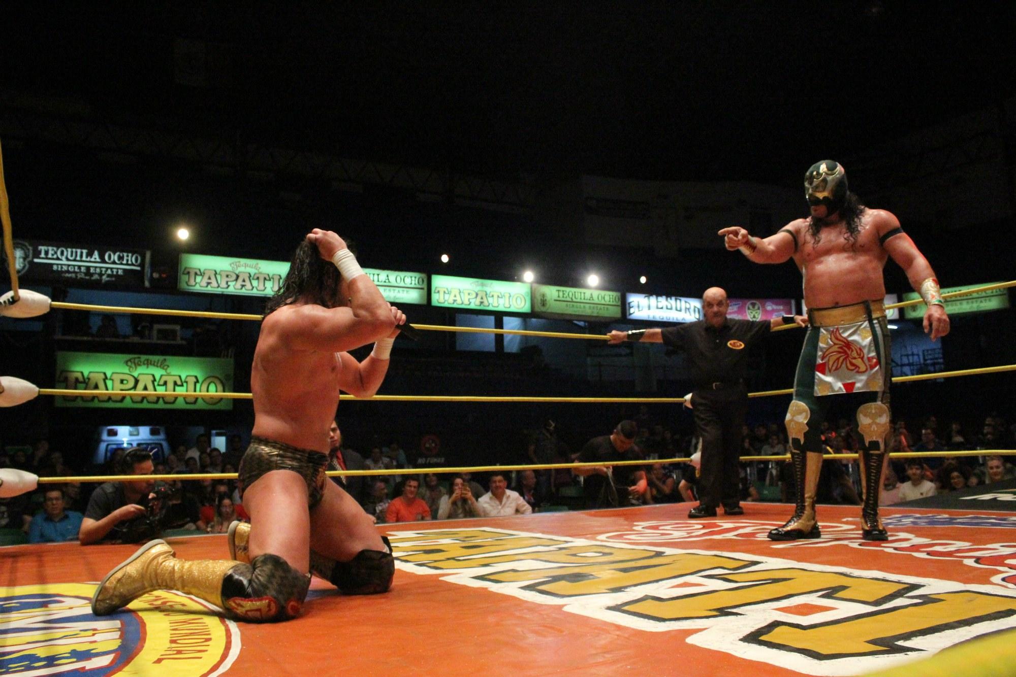 Una mirada semanal al CMLL (del 31 oct al 6 nov de 2019) 15