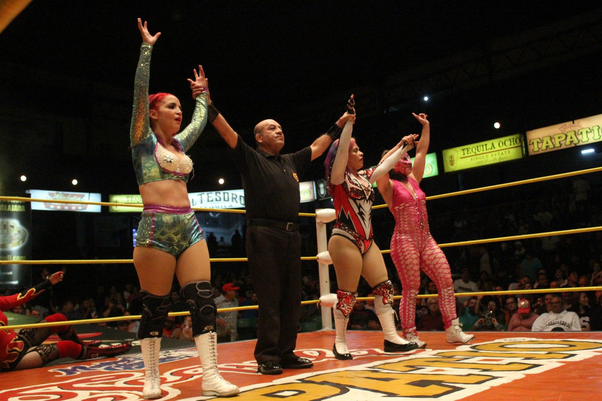 Una mirada semanal al CMLL (del 31 oct al 6 nov de 2019) 13