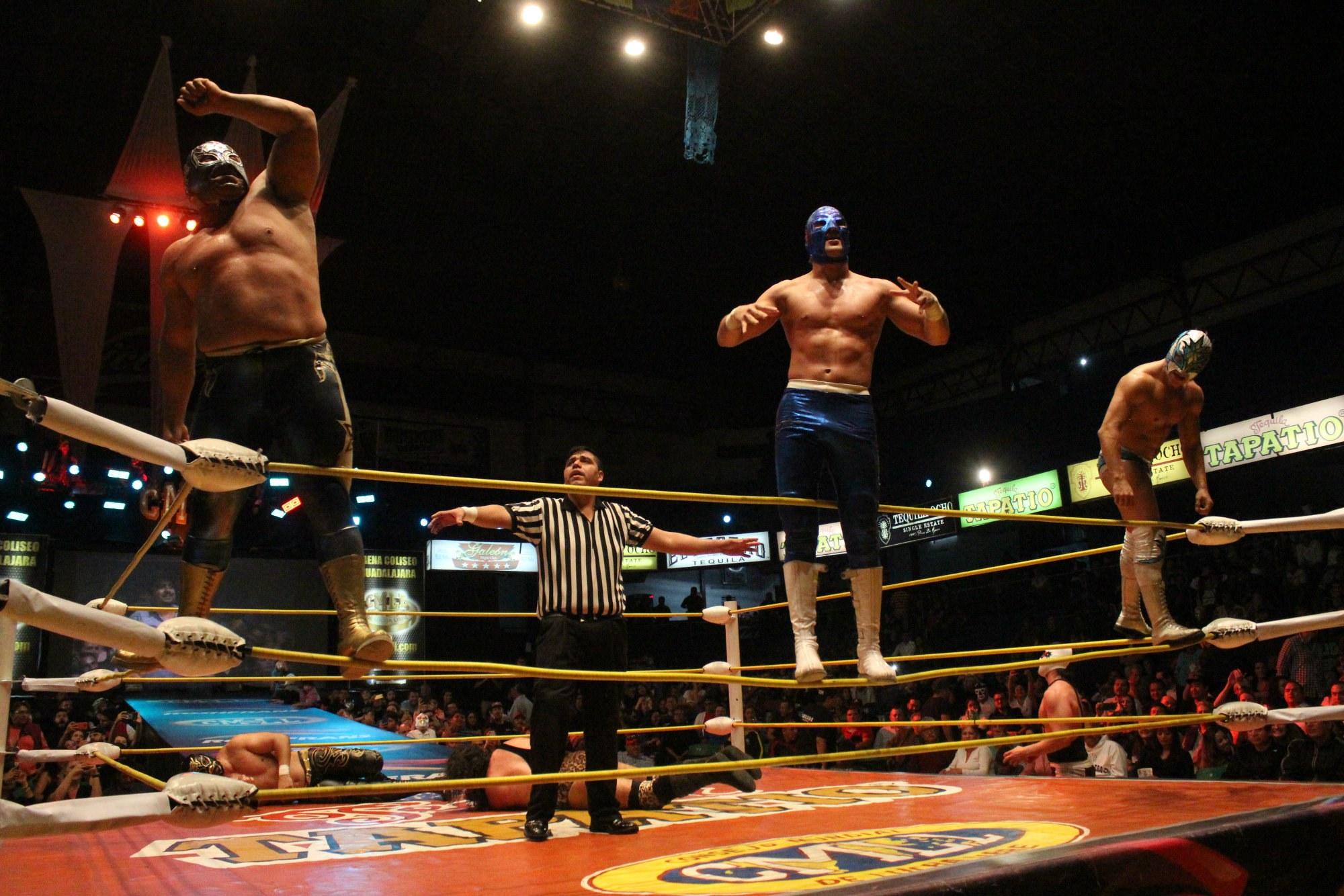 Una mirada semanal al CMLL (del 31 oct al 6 nov de 2019) 14
