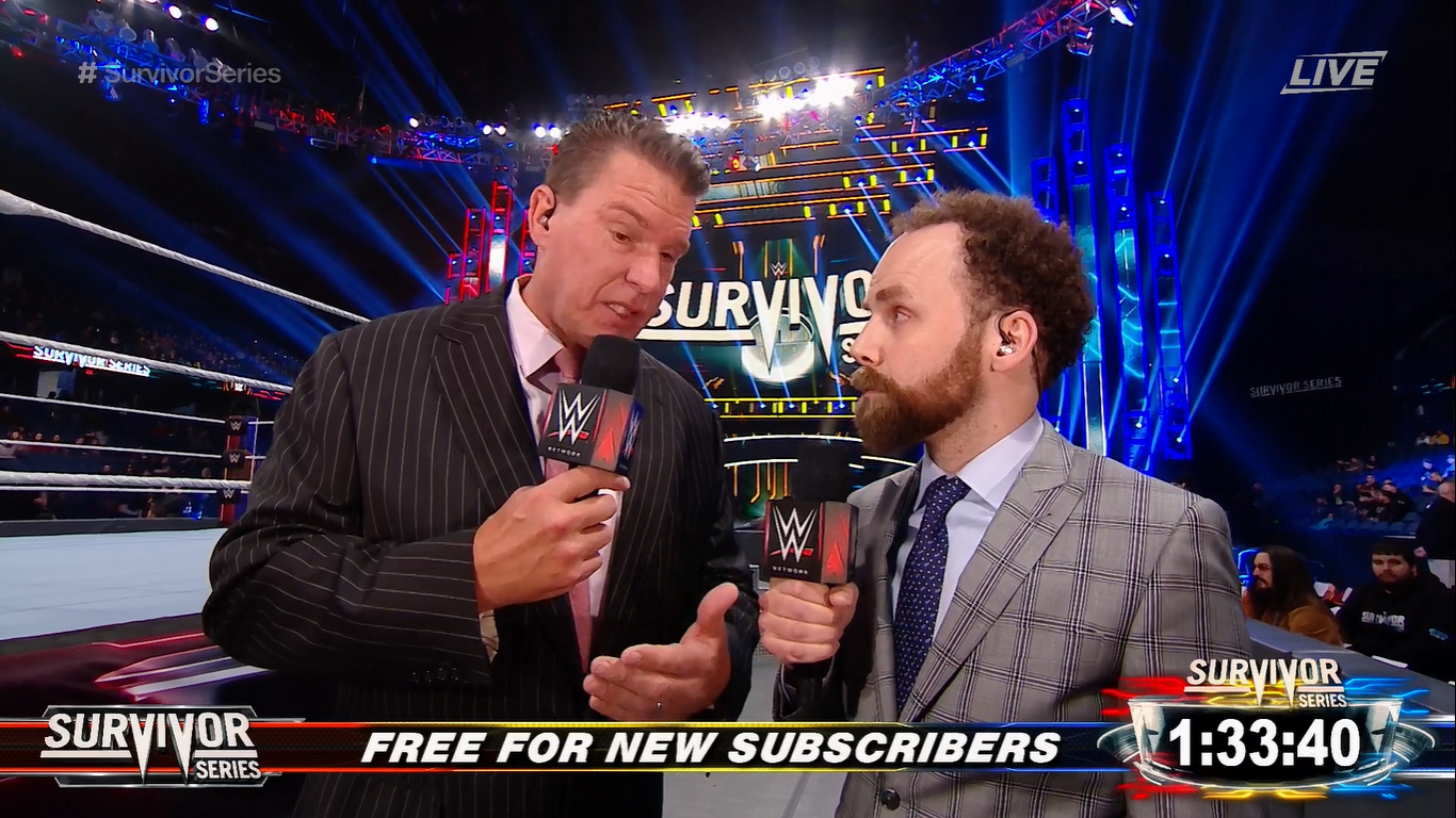 Resultados Kickoff Survivor Series 2019 | Se anuncia Team NXT Varonil 2