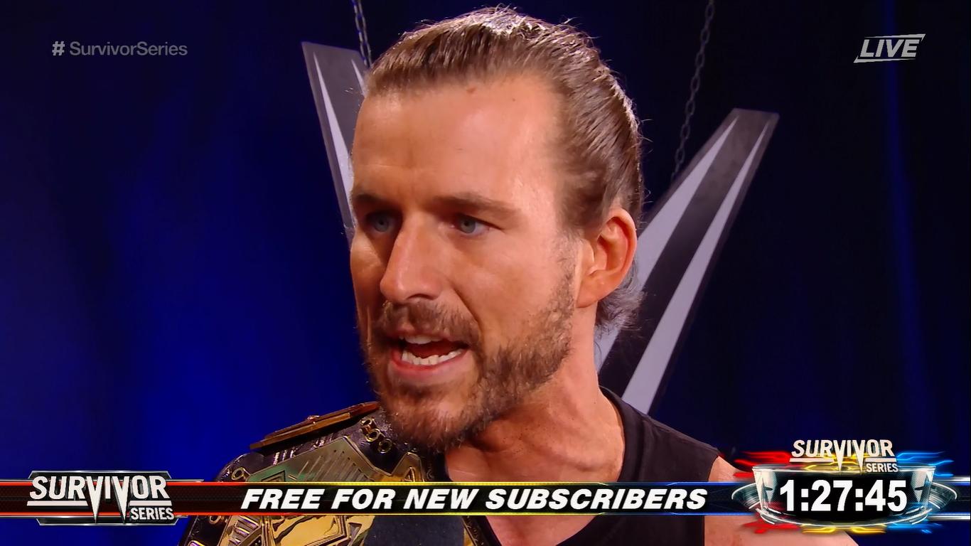 Resultados Kickoff Survivor Series 2019 | Se anuncia Team NXT Varonil 4