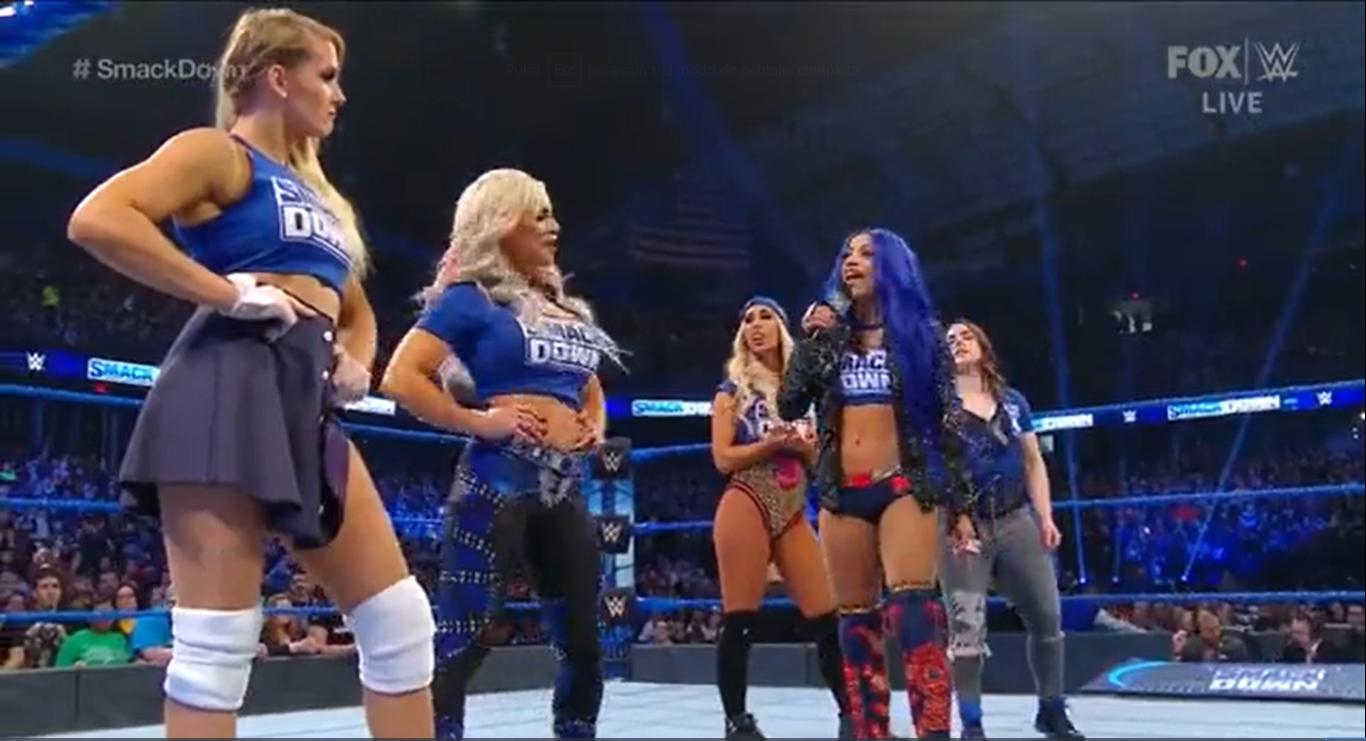 WWE SMACKDOWN (22 de noviembre 2019) | Resultados en vivo | A un paso de Survivor Series 1