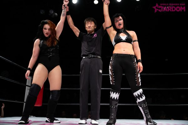 "Stardom: ""Goddesses of Stardom Tag league 2019"" 11"