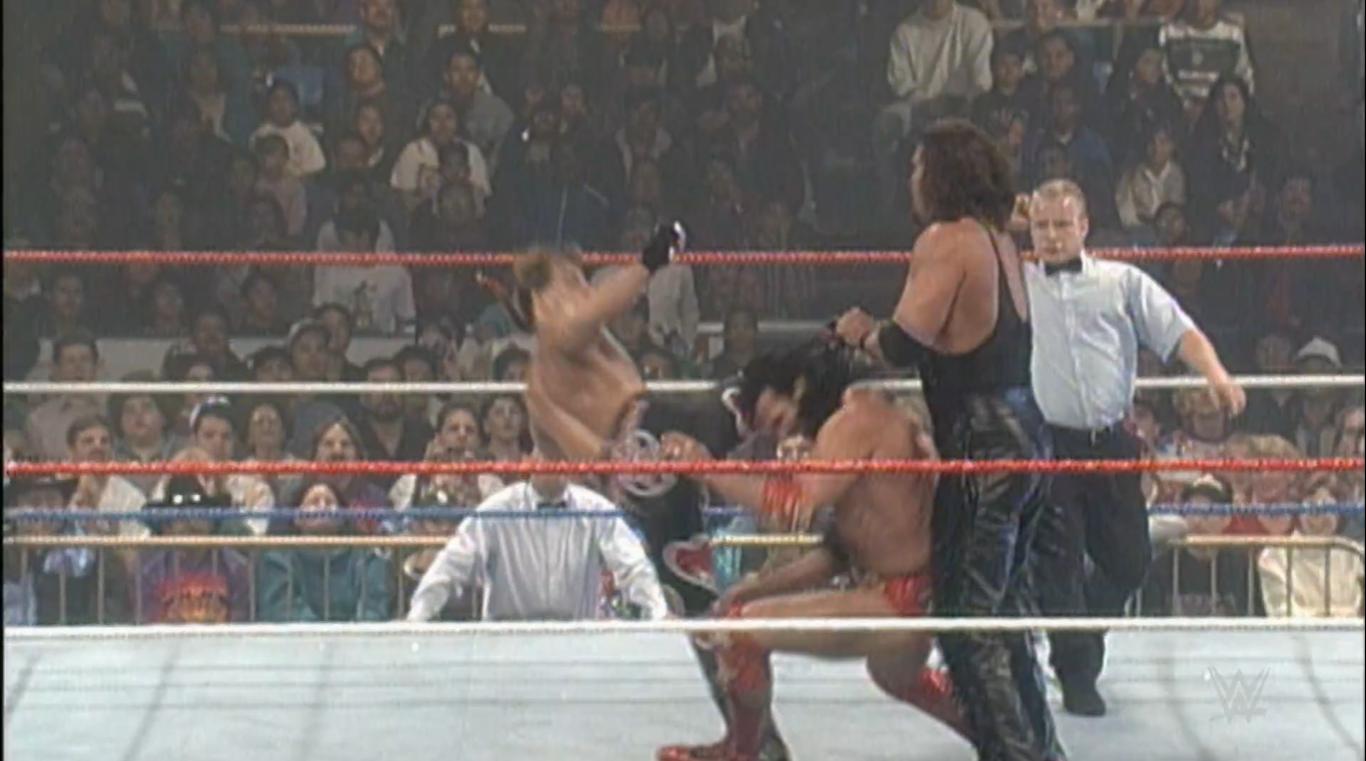 Traición en Survivor Series 1994