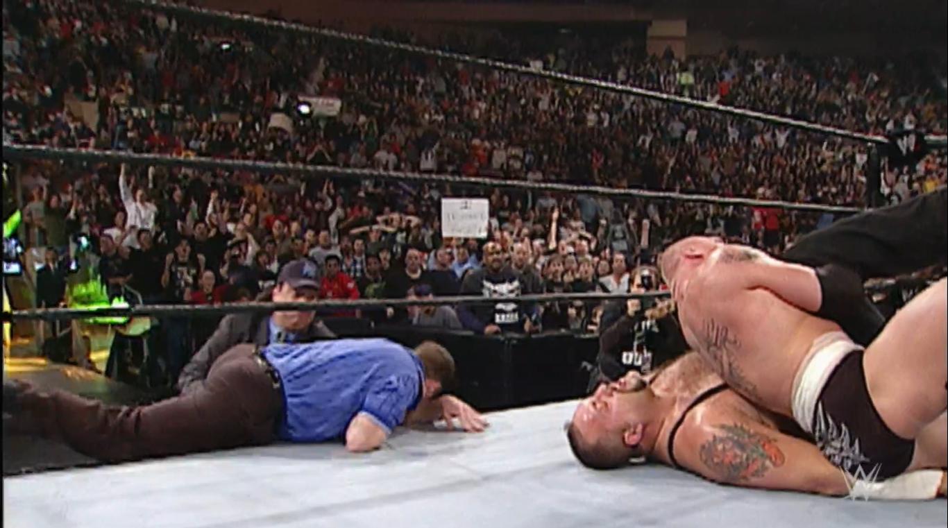 Traición en Survivor Series 2002