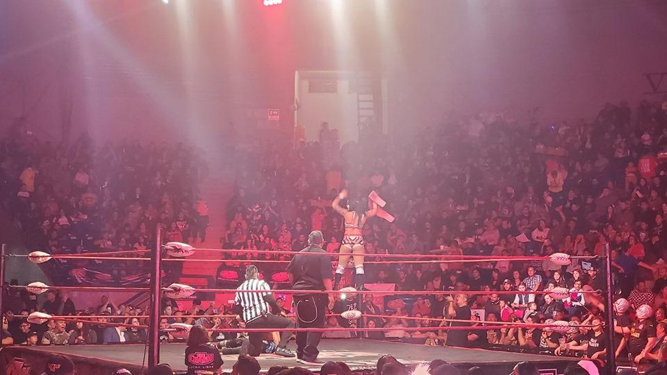 The Crash: Lucha Brothers se impone a Dinastía Muñoz en el 8 Aniversario 3