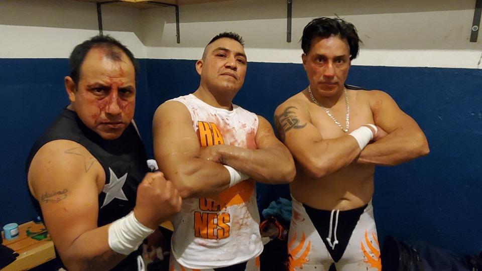The Crash: Lucha Brothers se impone a Dinastía Muñoz en el 8 Aniversario 7