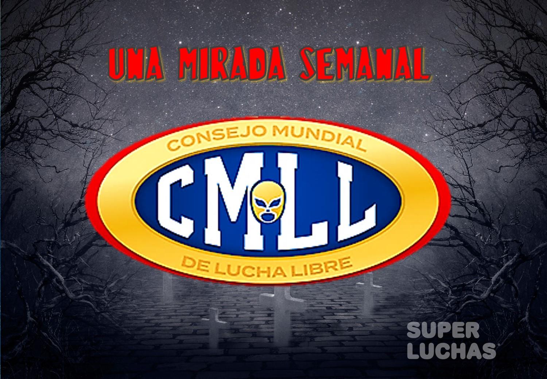 Una mirada semanal al CMLL (del 24 al 30 de octubre de 2019) 2