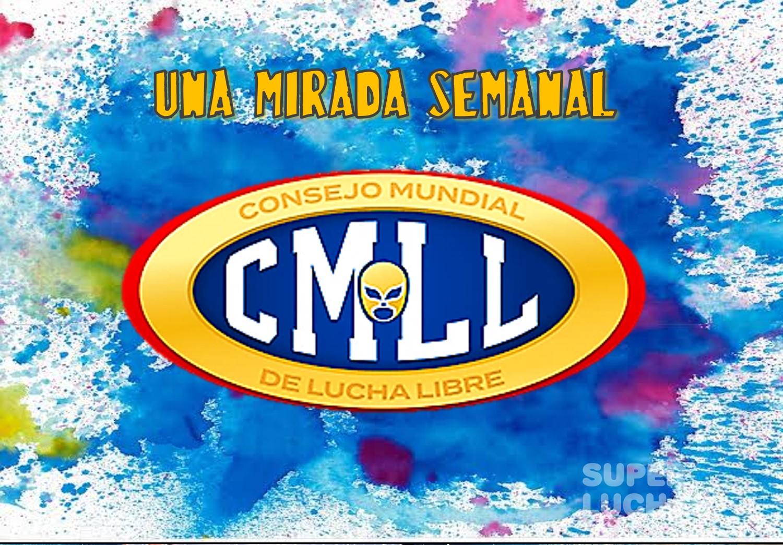 Una mirada semanal al CMLL (del 7 al 13 de noviembre de 2019) 1