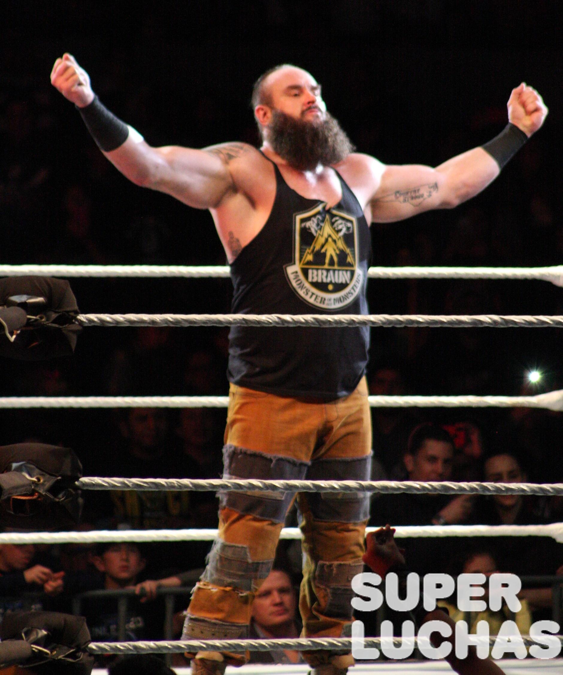 WWE en México: Galería y resultados — Foto Israel Velázquez