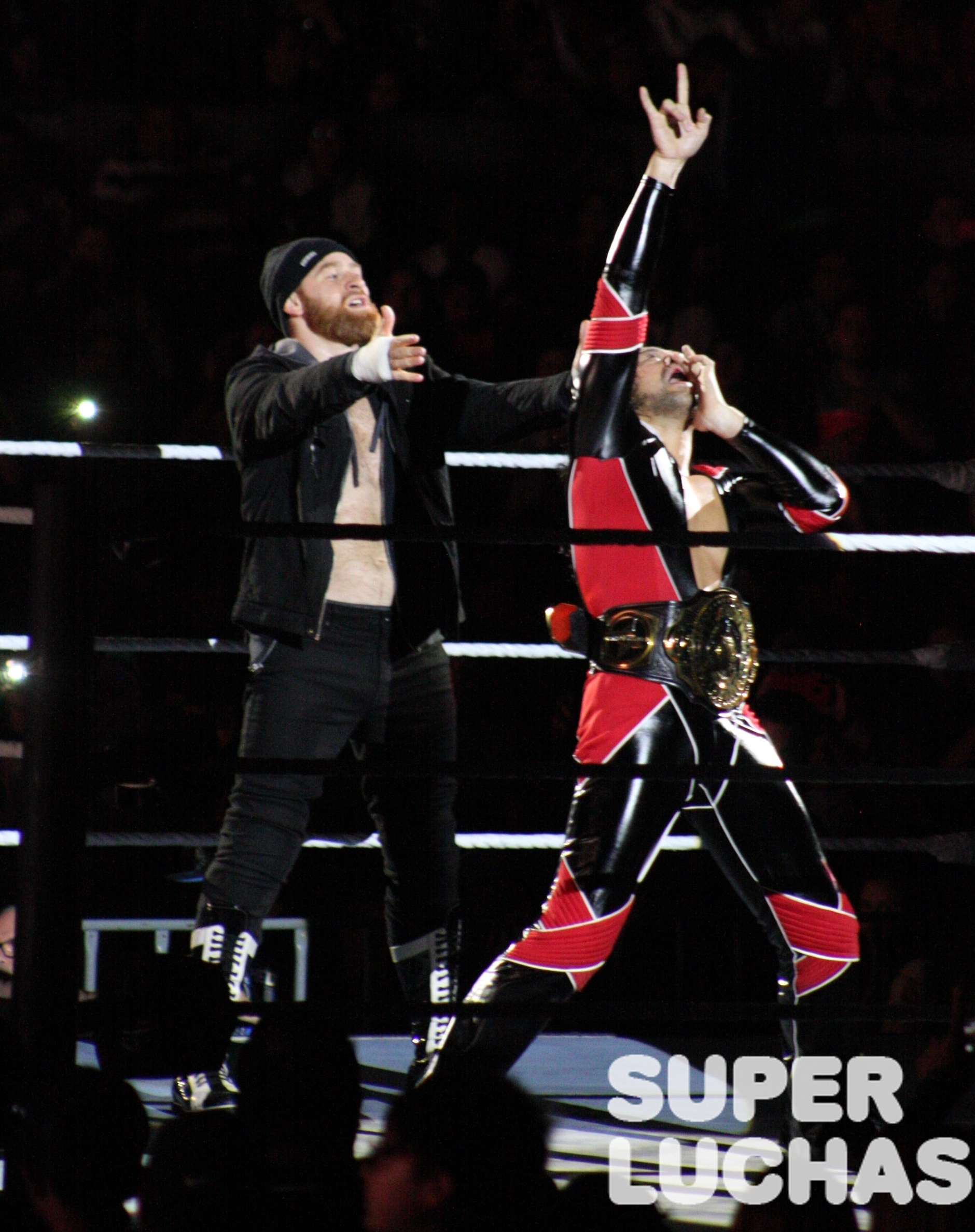 WWE en México: Galería y resultados