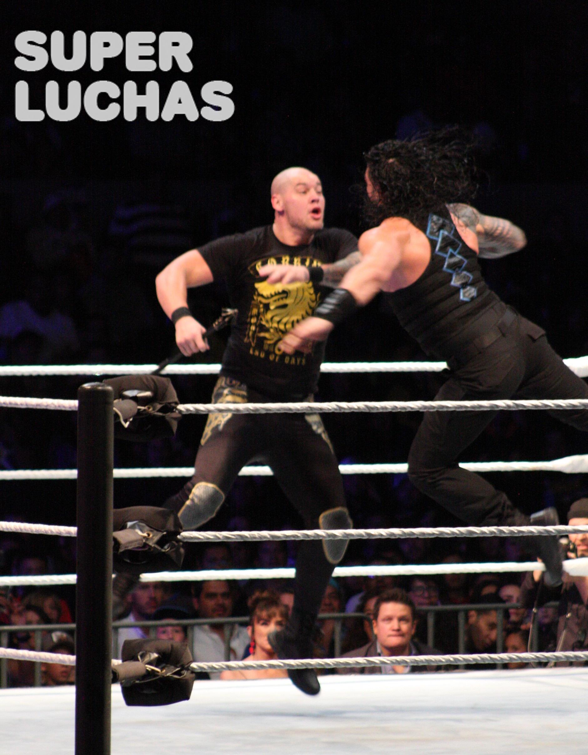 WWE en México: Galería y resultados 30/11/19 8