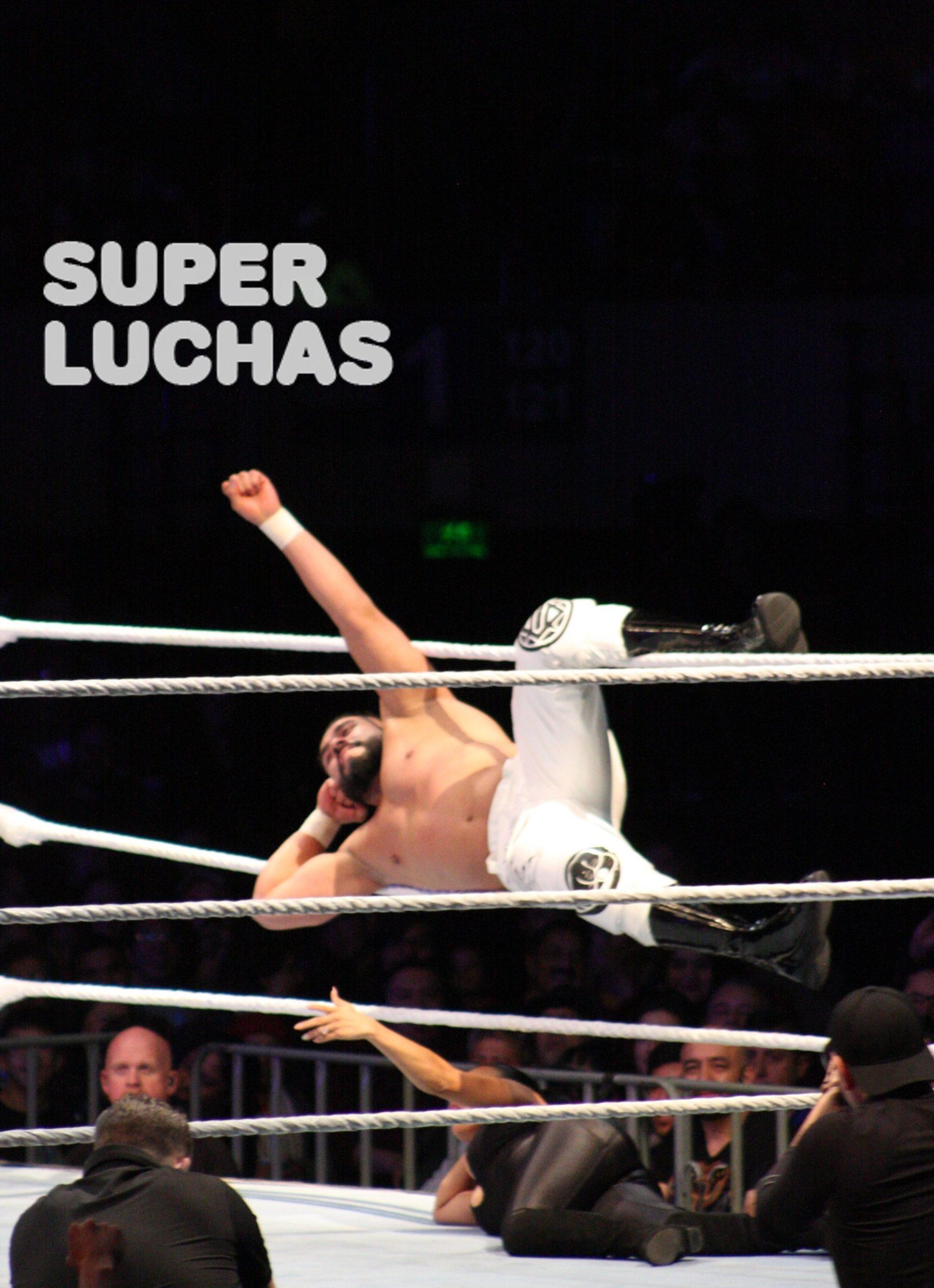 WWE en México: Galería y resultados 30/11/19 10