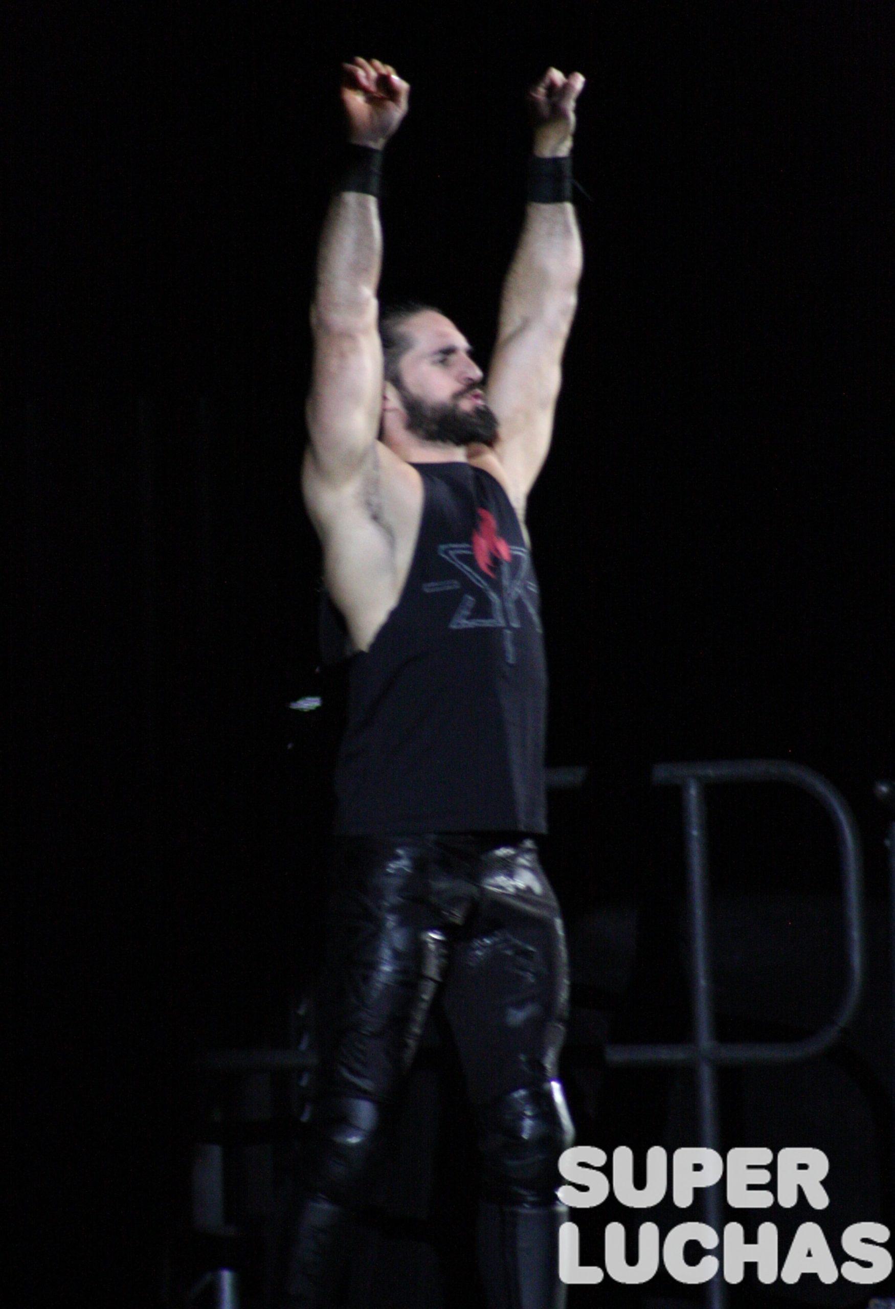 WWE en México: Galería y resultados 30/11/19 13