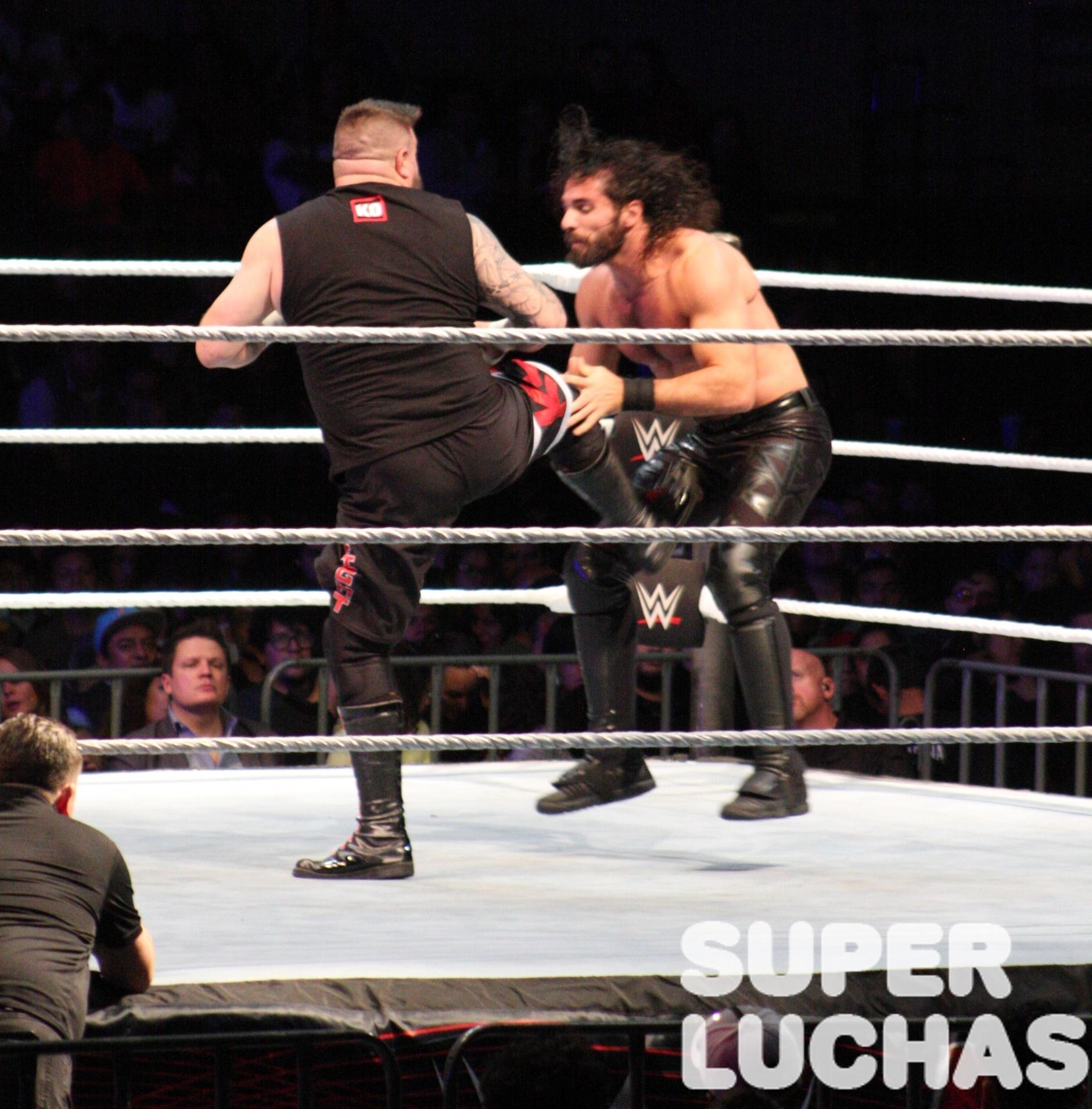 WWE en México: Galería y resultados 30/11/19 15