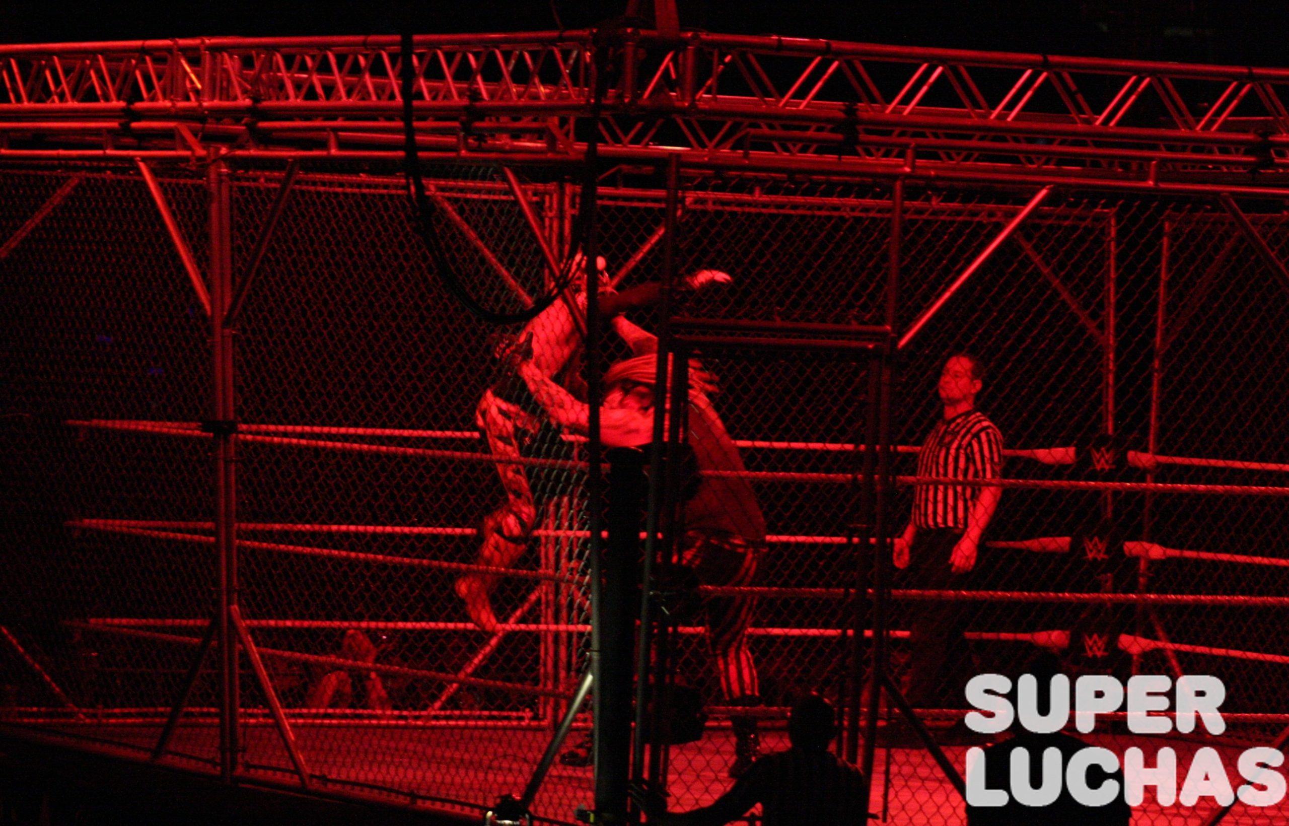 WWE en México: Galería y resultados 30/11/19 17