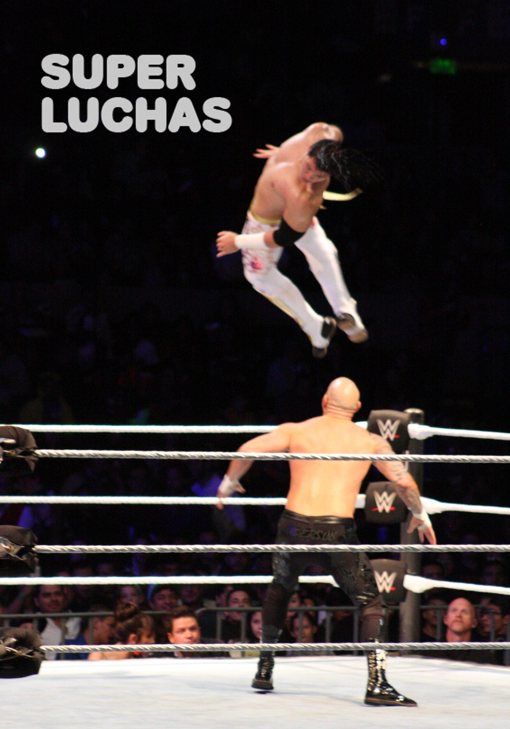 WWE en México: Galería y resultados 30/11/19 18