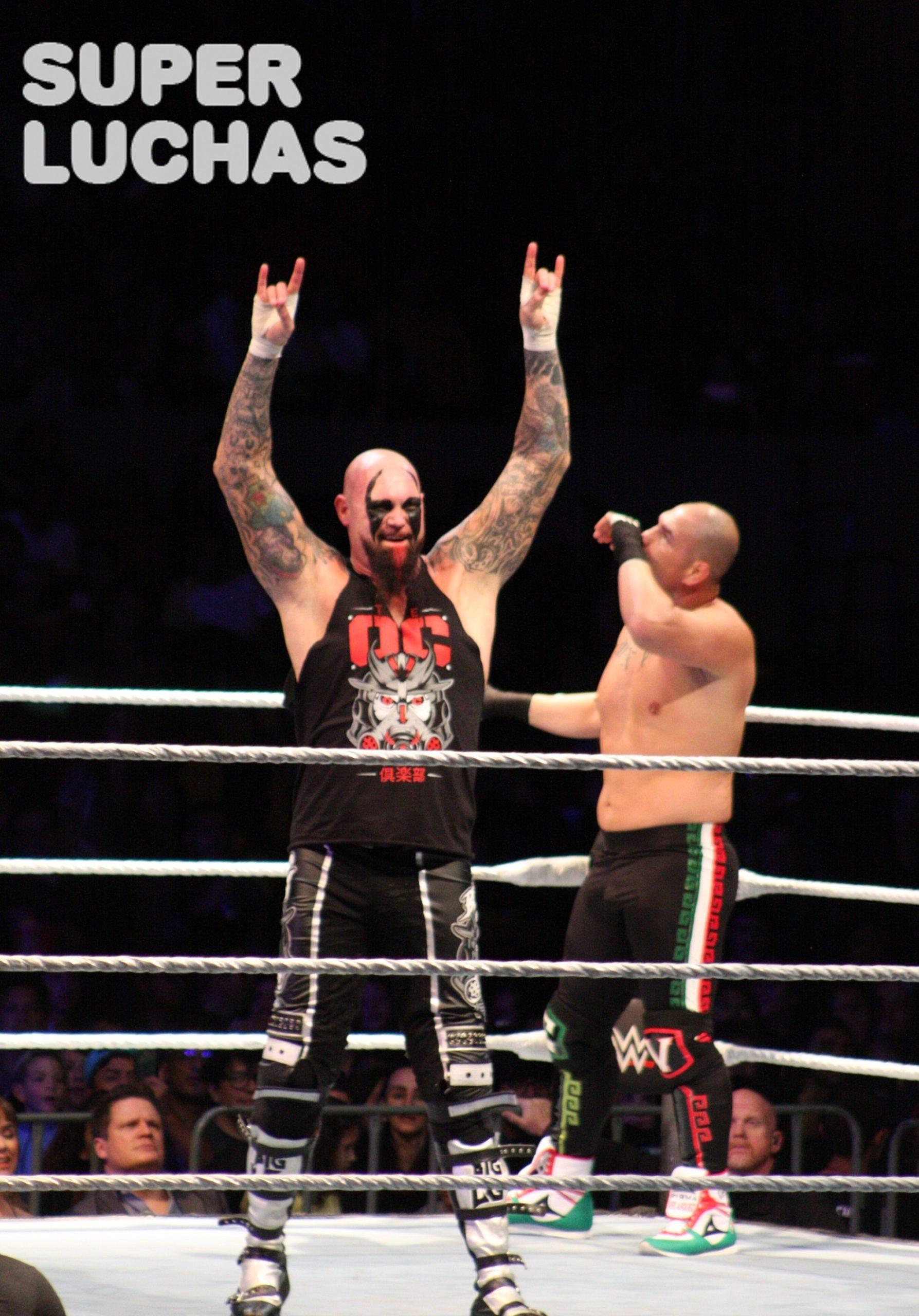 WWE en México: Galería y resultados 30/11/19 3