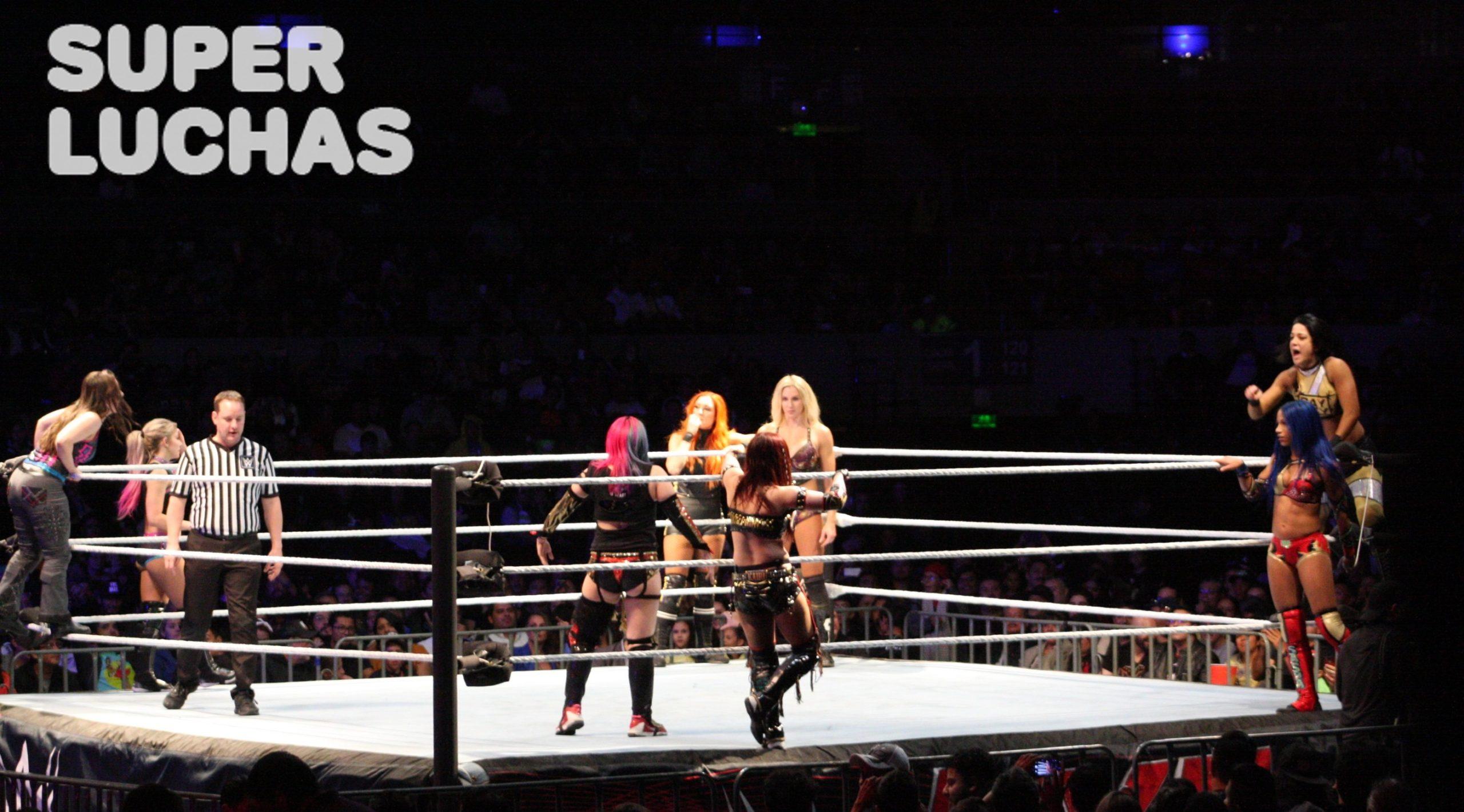 WWE en México: Galería y resultados 30/11/19 19