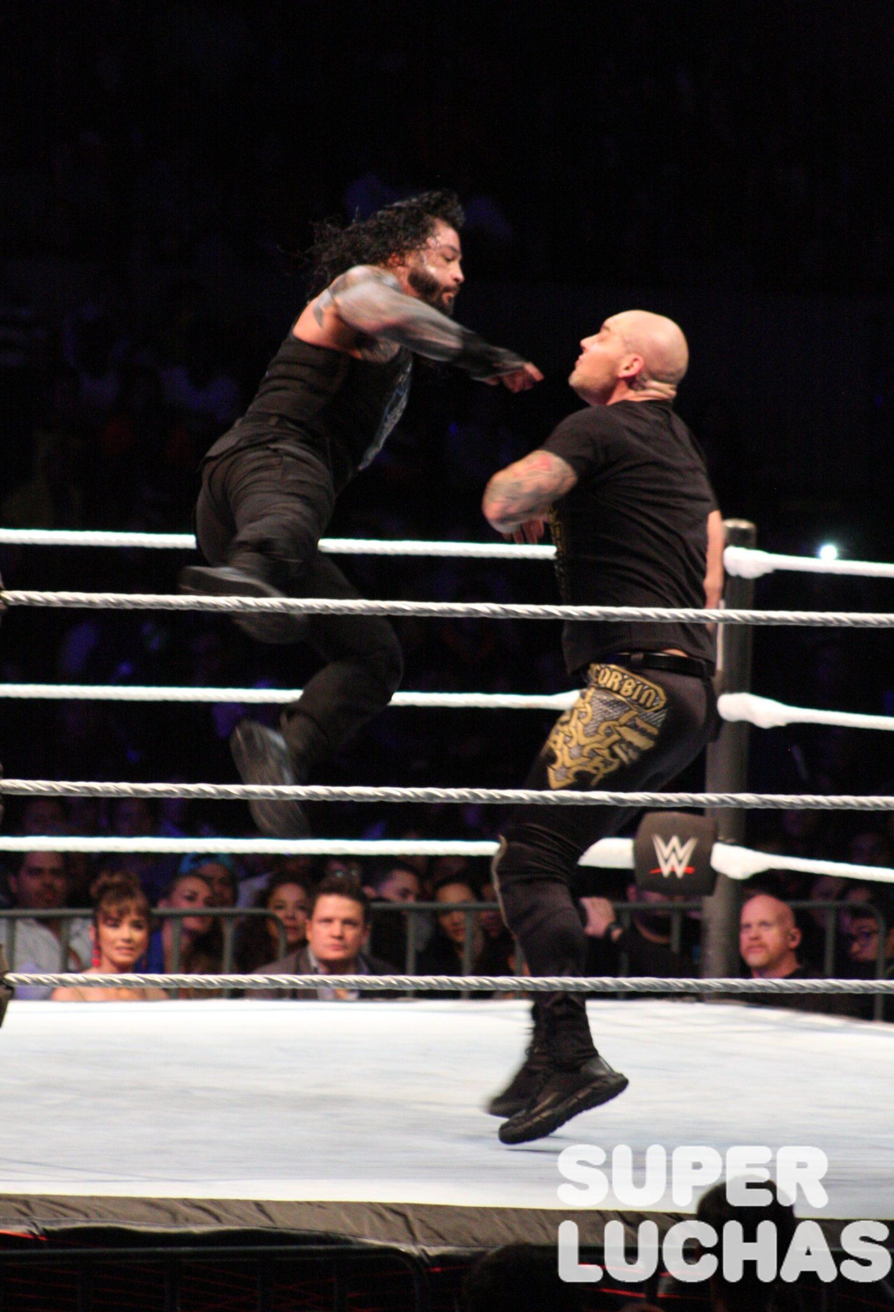 WWE en México: Galería y resultados 30/11/19 25