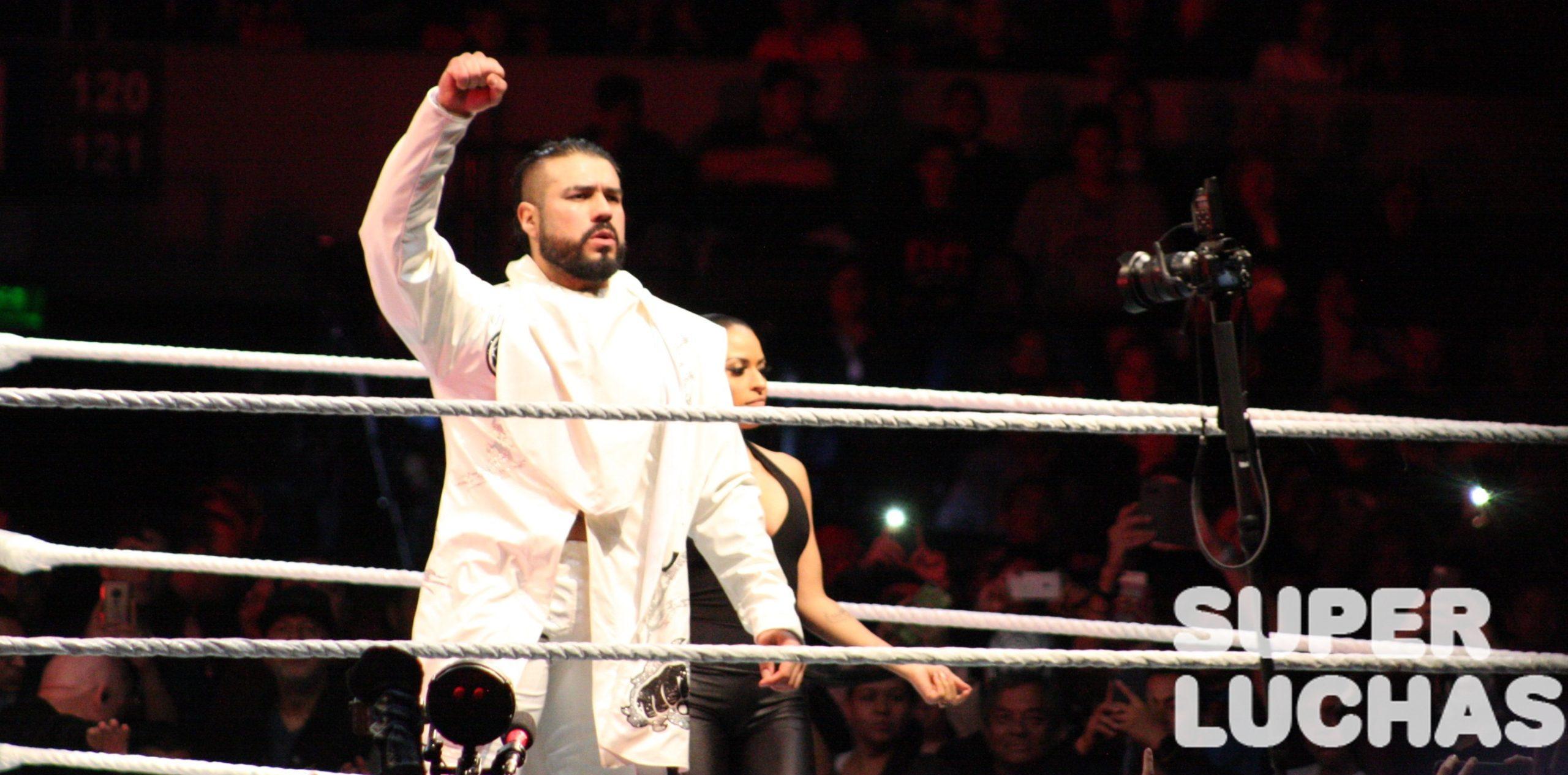 WWE en México: Galería y resultados 30/11/19 27