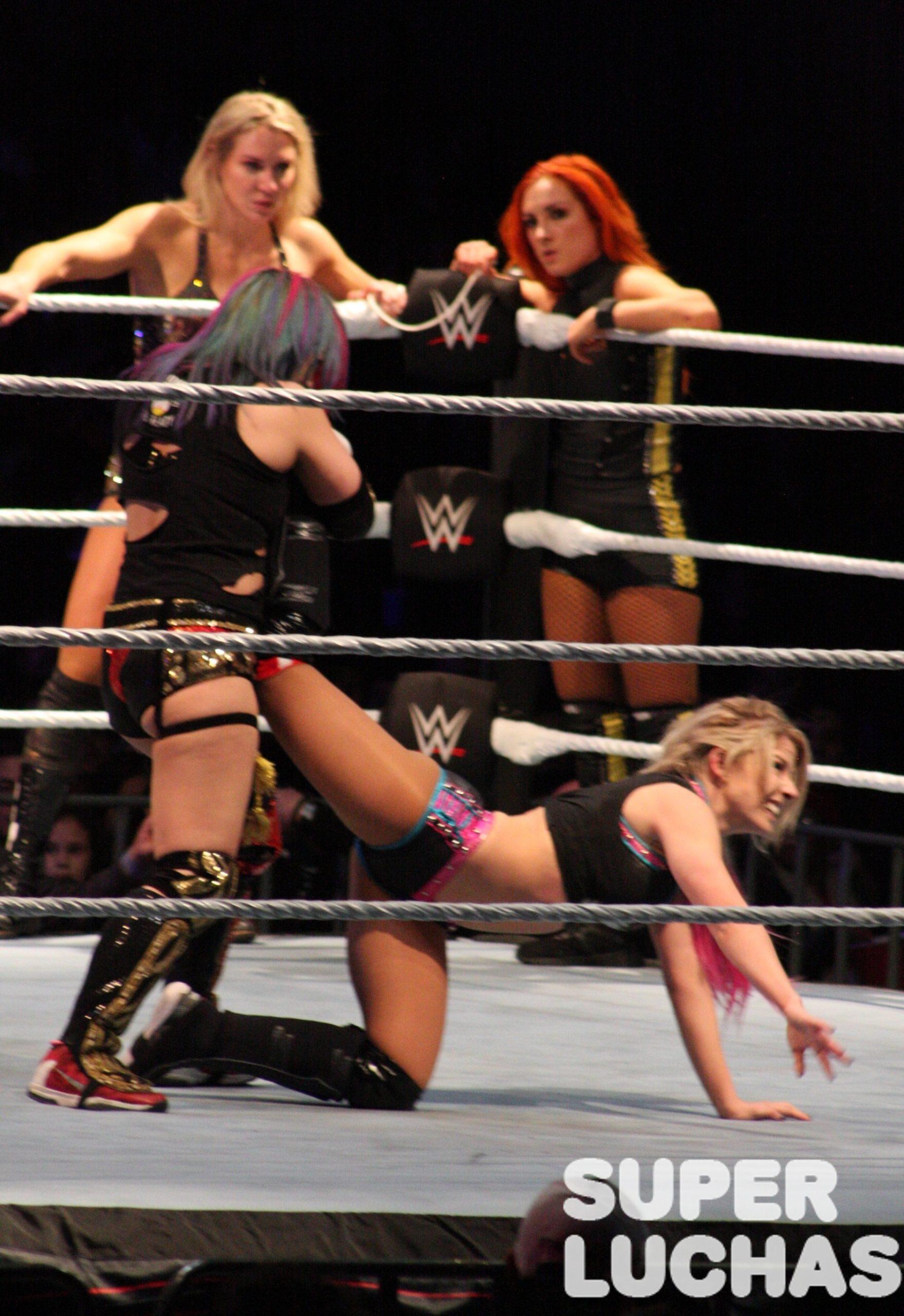 WWE en México: Galería y resultados 30/11/19 33