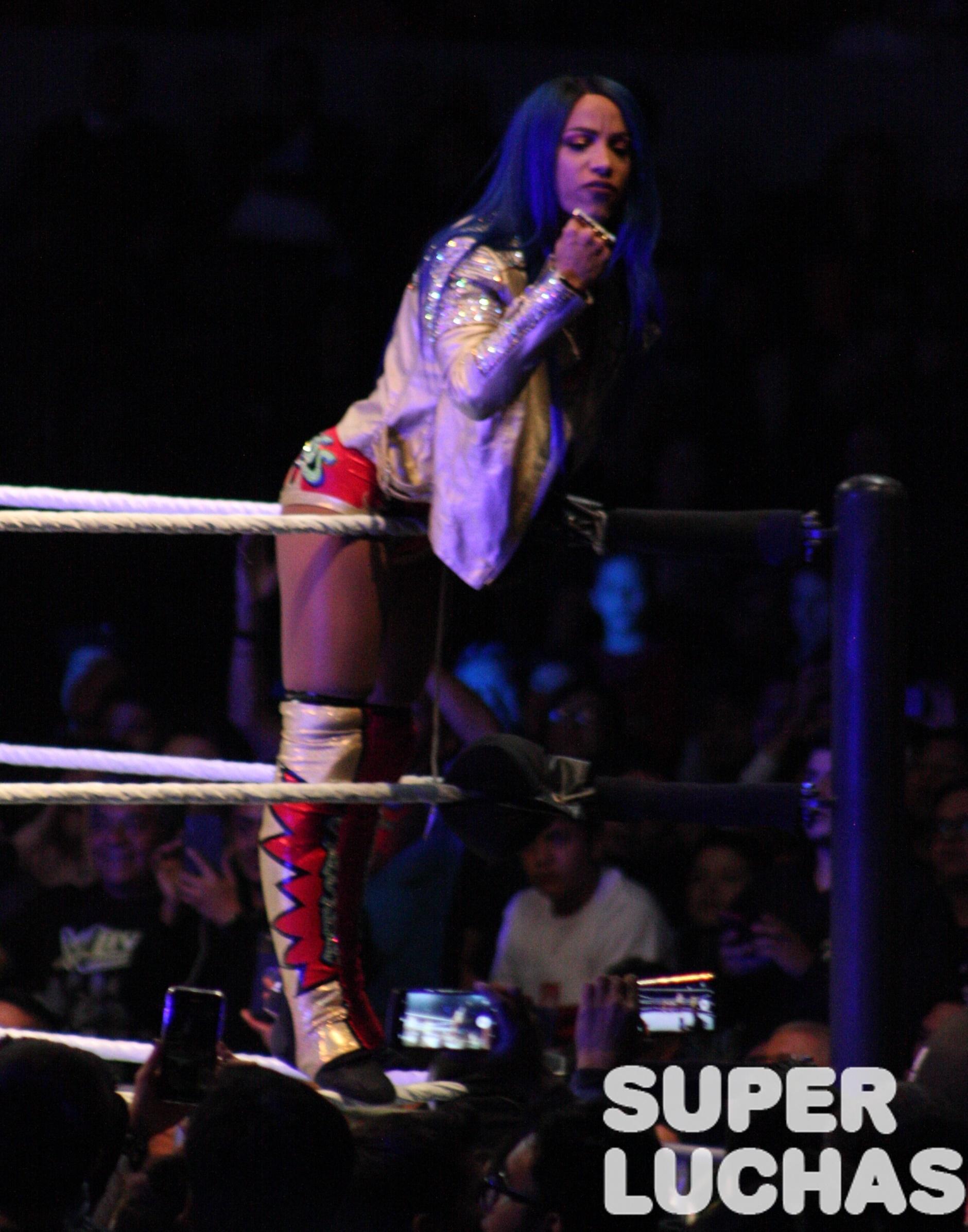 WWE en México: Galería y resultados 30/11/19 38