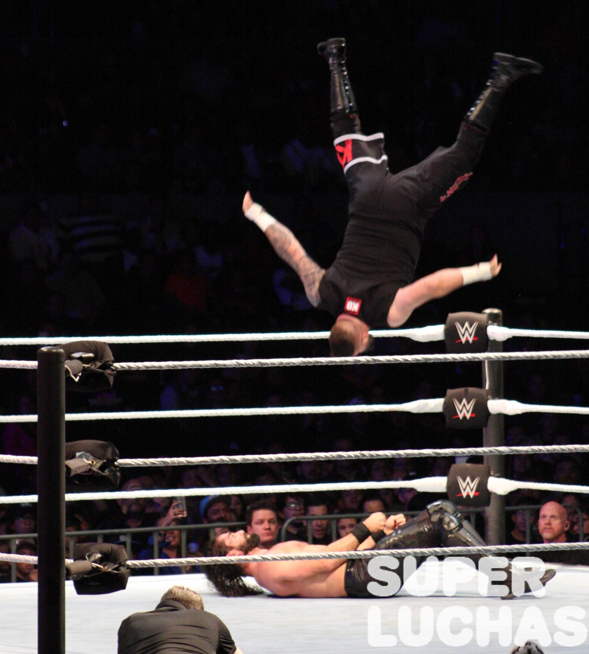 WWE en México: Galería y resultados 30/11/19 39