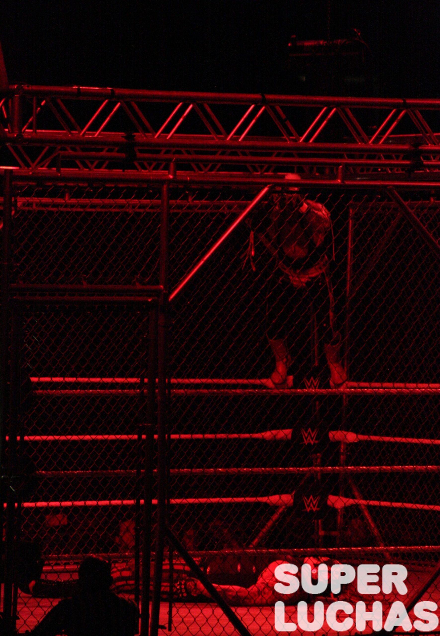 WWE en México: Galería y resultados 30/11/19 41