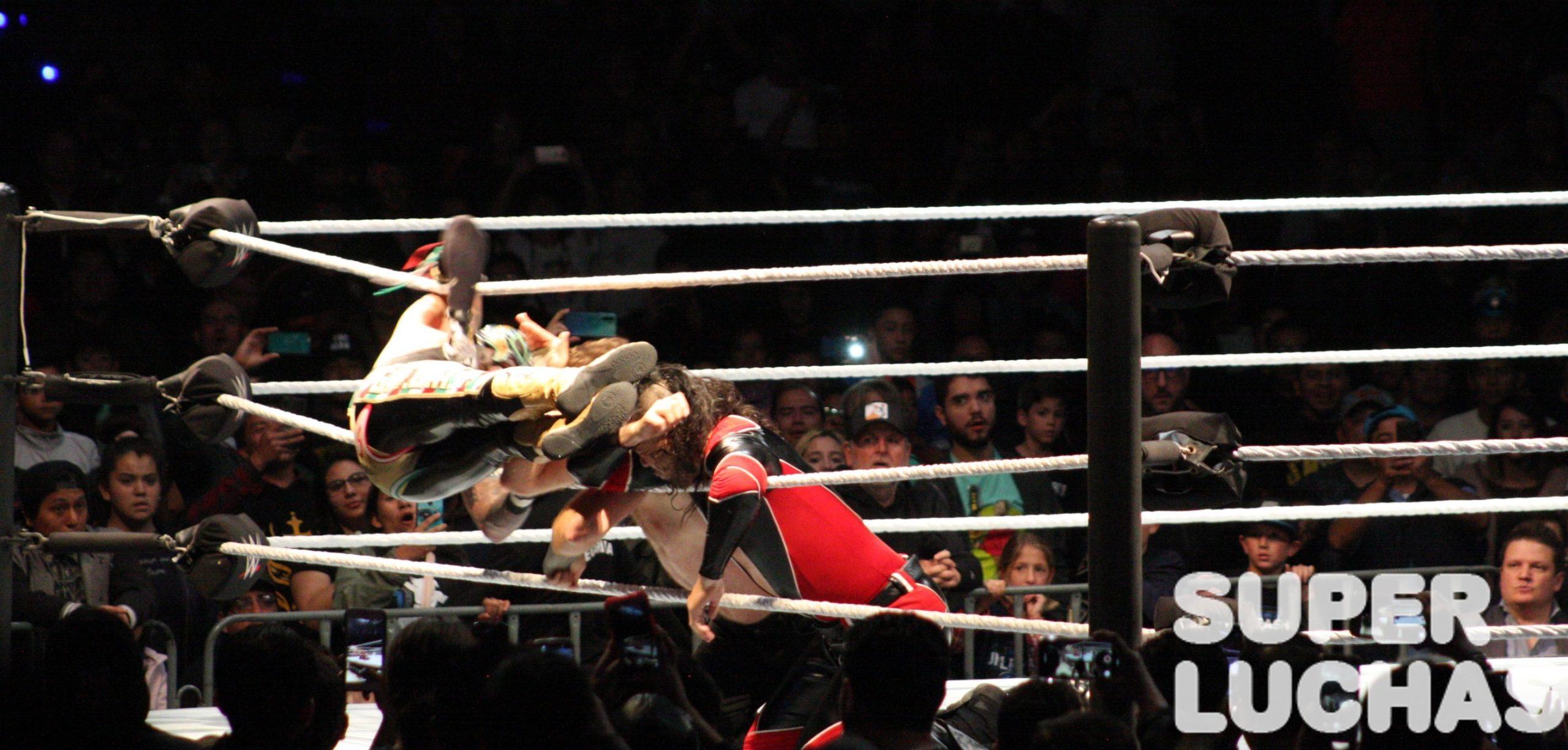 WWE en México: Galería y resultados 30/11/19 43