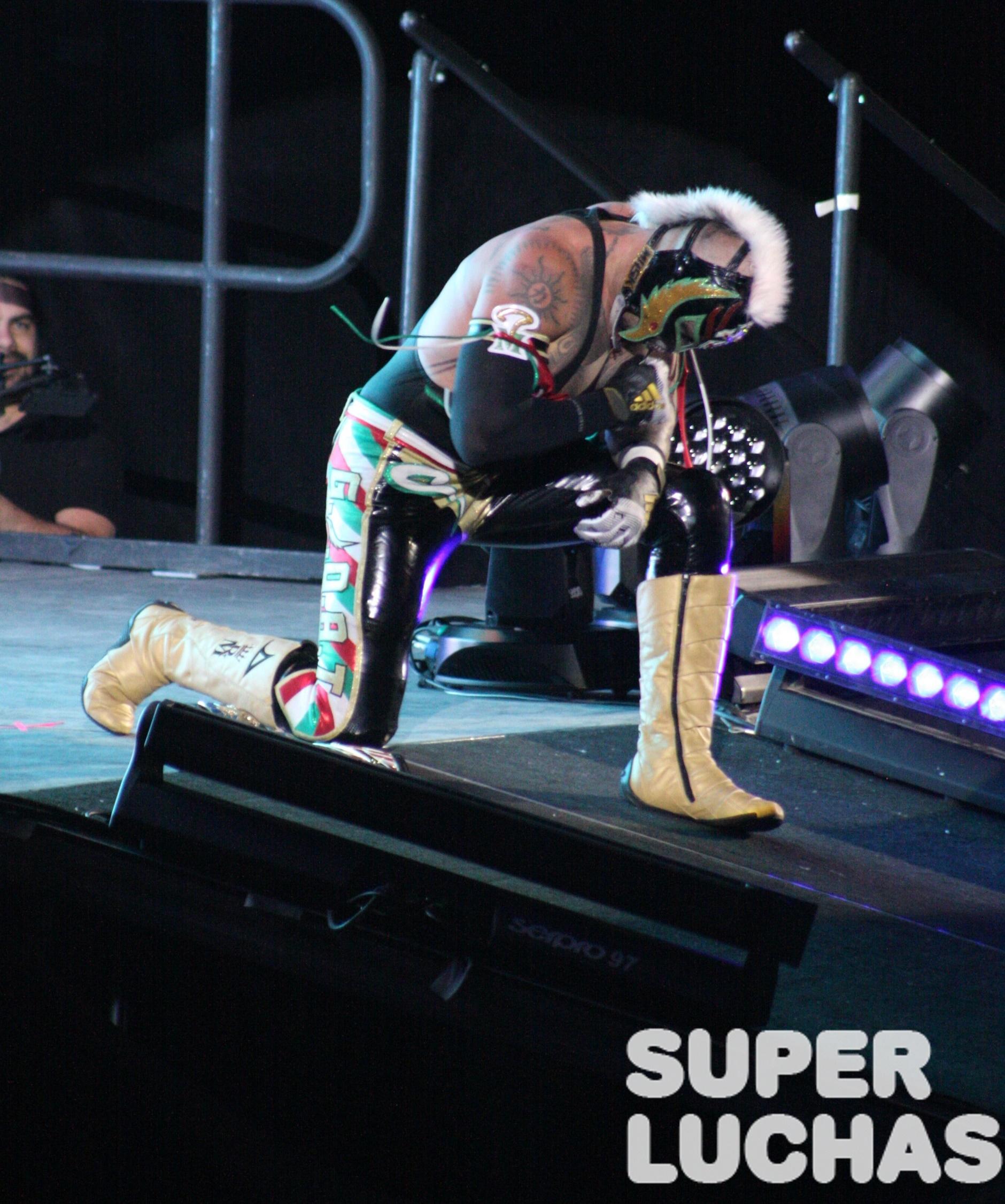 WWE en México: Galería y resultados 30/11/19 44