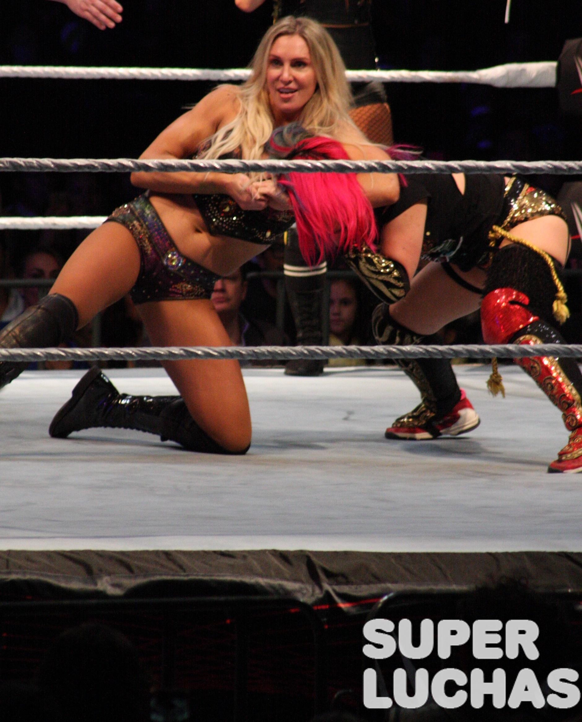 WWE en México: Galería y resultados 30/11/19 48