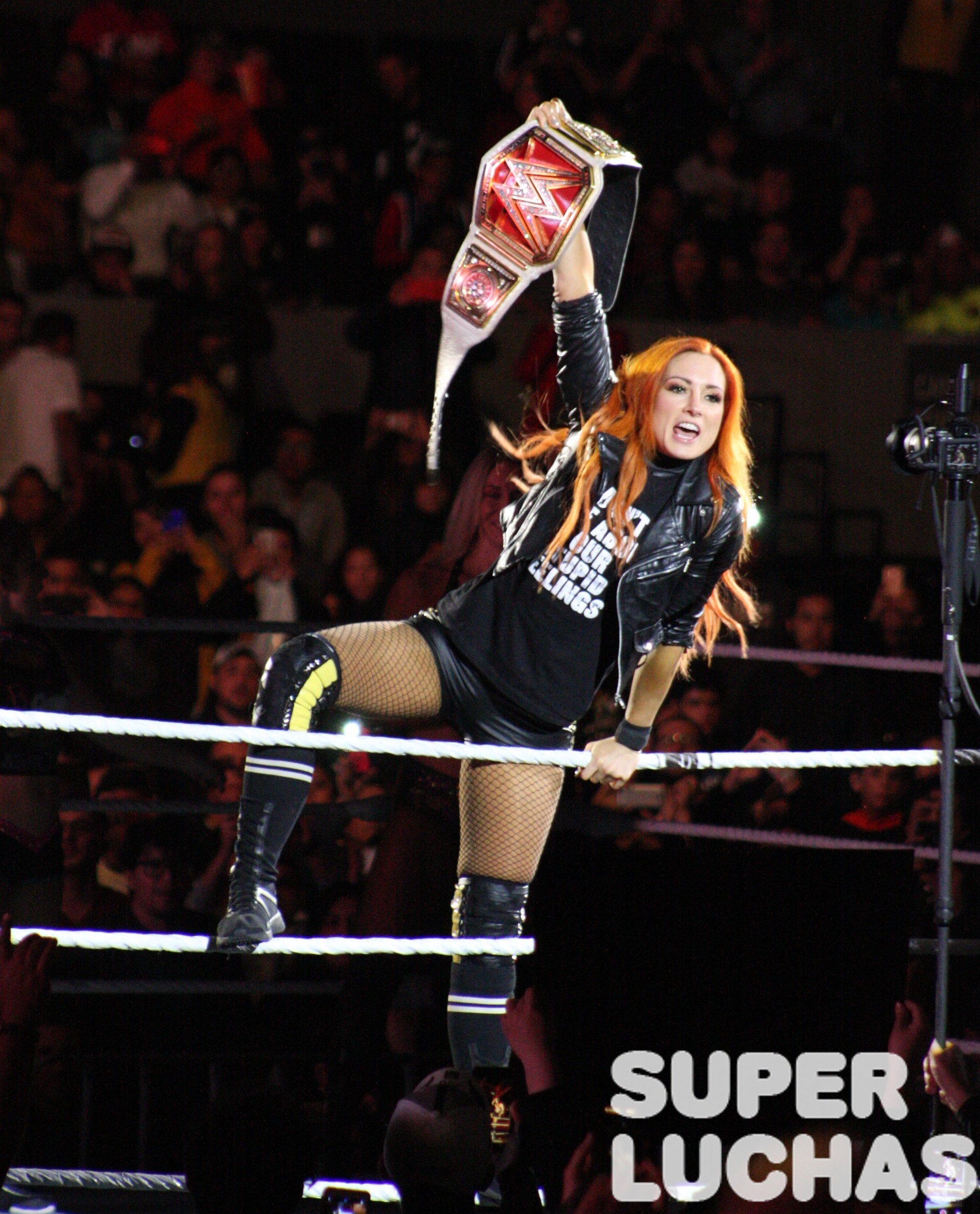 WWE en México: Galería y resultados 30/11/19 2