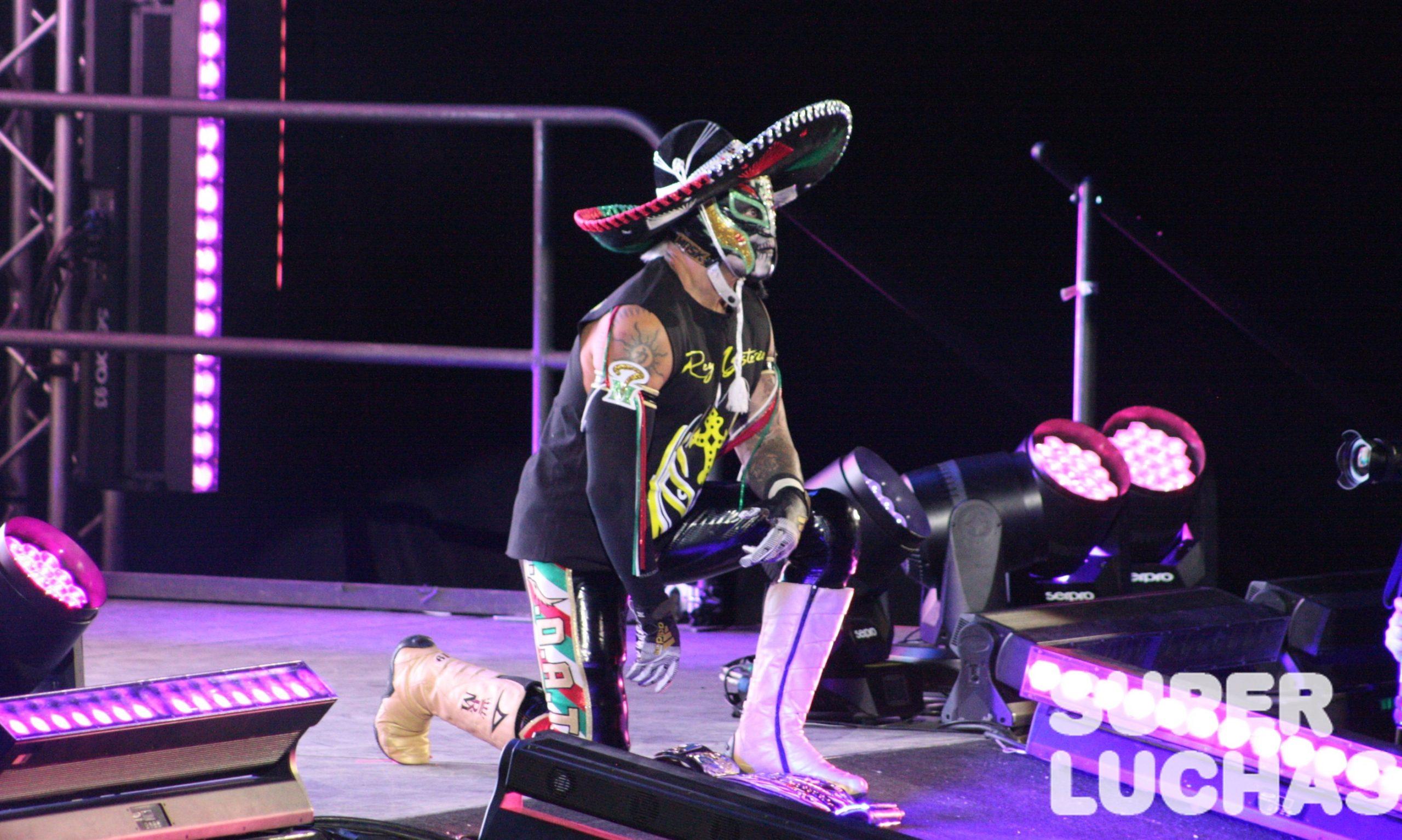 WWE en México: Galería y resultados 30/11/19 1